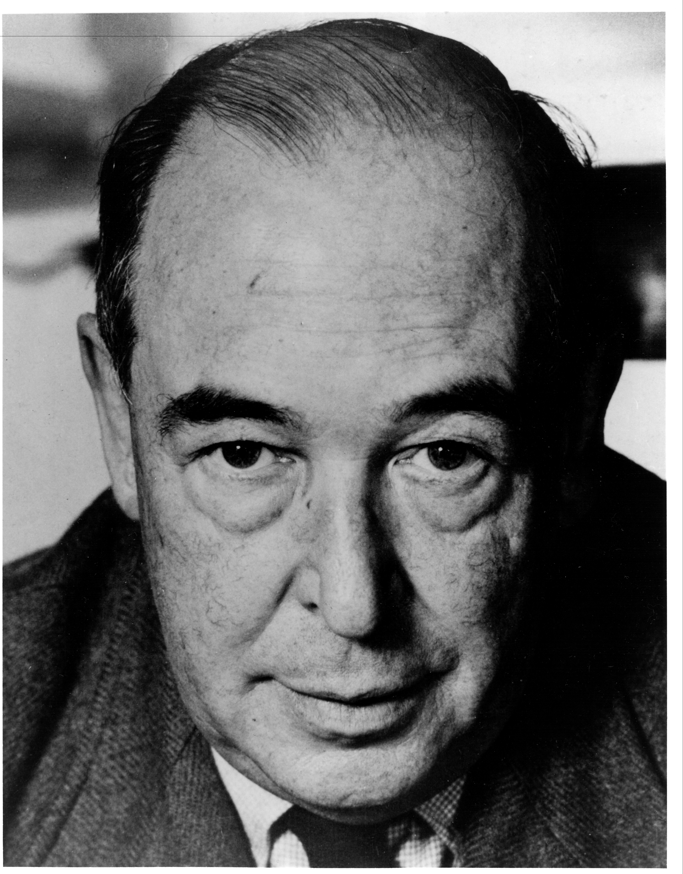 an analysis of the topic of the story by c s lewis In a fascinating book that is part mystery, part literary analysis, charlie starr  tackles two questions: did cs lewis write both the man born blind and light.