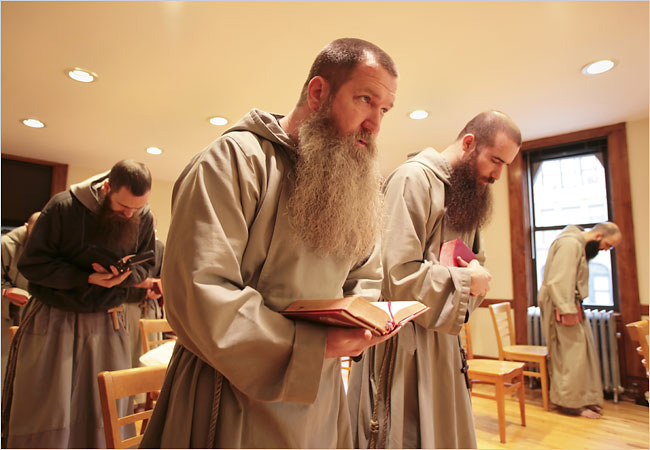 http://beardsandcatholicism.tumblr.com/post/25165964098/franciscan-friars-of-the-renewal
