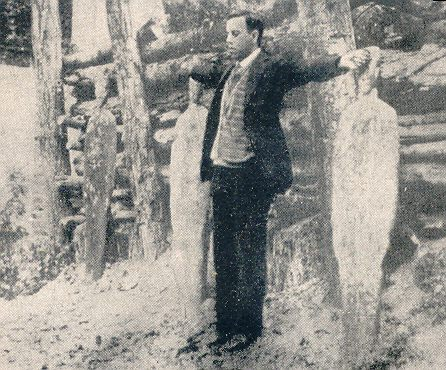 Blessed Miguel Agustin Pro at his martyrdom in 1927 in Mexico / Public Domain / Wikimedia commons