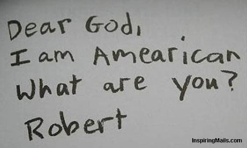 22 Super Cute Letters from Kids to God