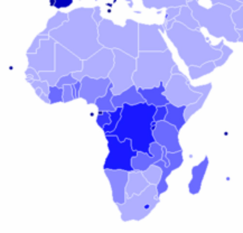 12 Hopeful Maps Graphs Of Religion In Africa Churchpop
