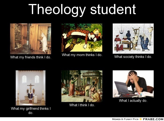 Theology some college
