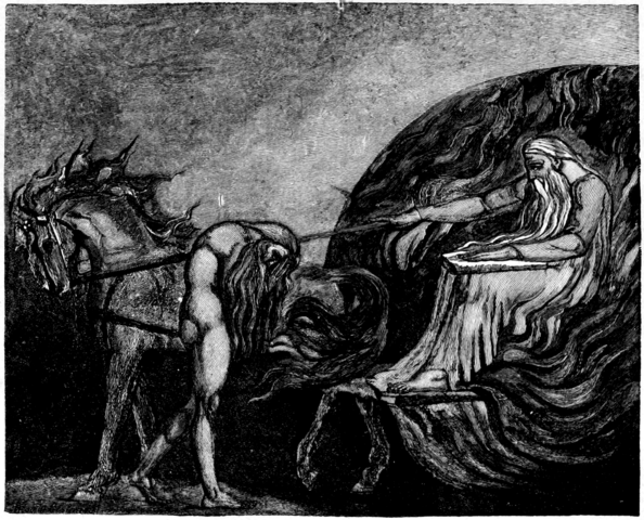 William Blake / Public Domain / Wikimedia Commons