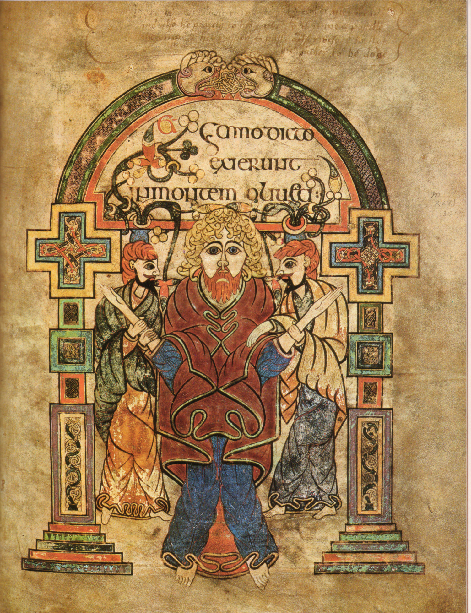 21 Breathtaking Images From The Mysterious Book Of Kells Churchpop