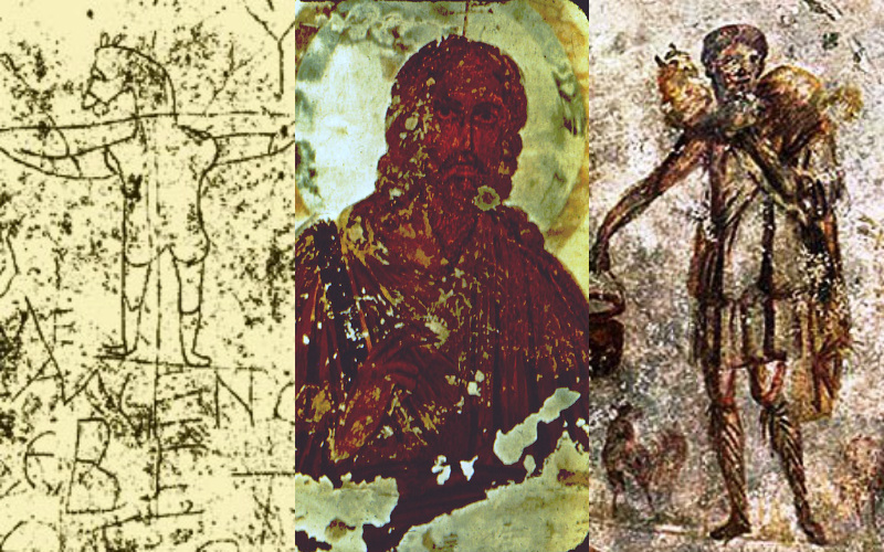 6 Of The Oldest Images Of Our Lord Jesus Christ