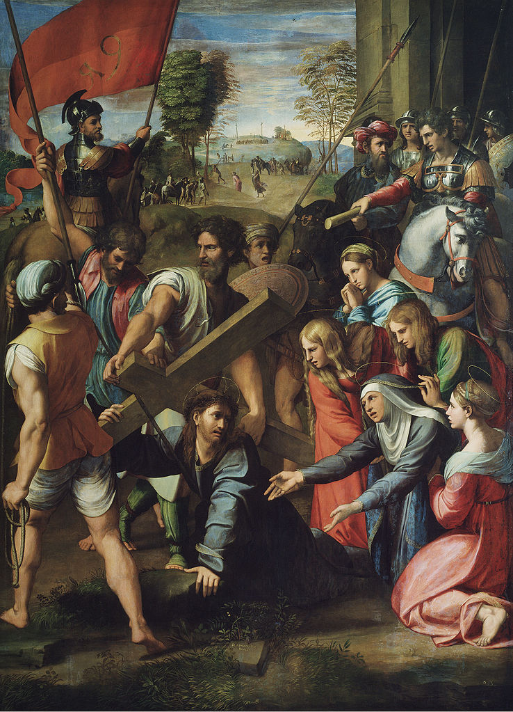 By Raphael / Public Domain / Wikimedia Commons