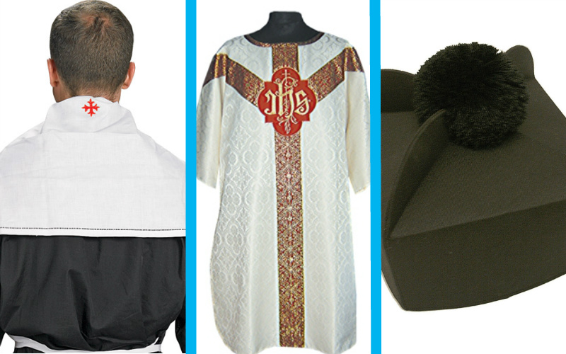 Quiz Can You Name These Liturgical Vestments Churchpop