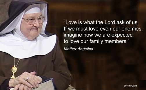 18 Mother Angelica Quotes that Hit It Right on the Nose | ChurchPOP