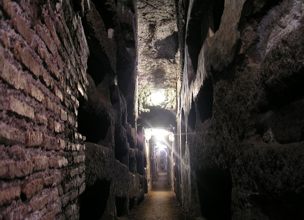 A Tour of the Ancient Christian Art of the Roman Catacombs ...