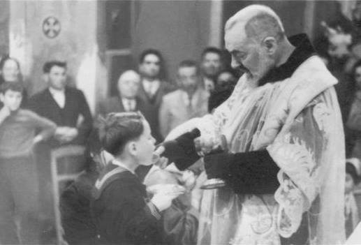 Old Photographs: Pre-Vatican II, Michael Ledesma, Facebook
