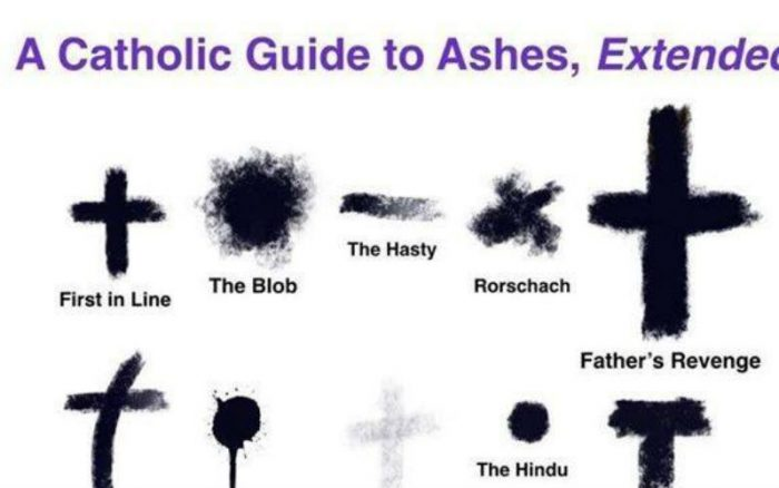 Your Comprehensive Guide To Ash Wednesday Ashes