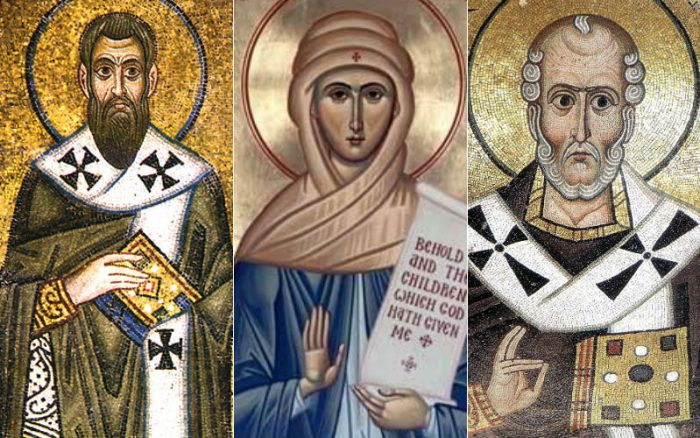 Honoring Holy Motherhood The Saint Who Was The Mother Of 5 Incredible Saints